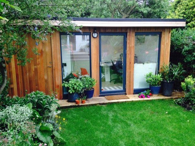 Merveilleux Garden Studio In Kensal Rise Office Uk, Garden Office, Garden Buildings, Office  Buildings
