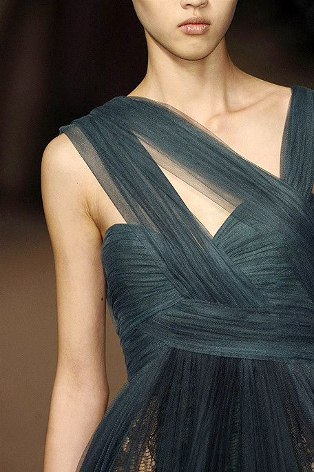 Elie Saab: intricacy + color. divine.