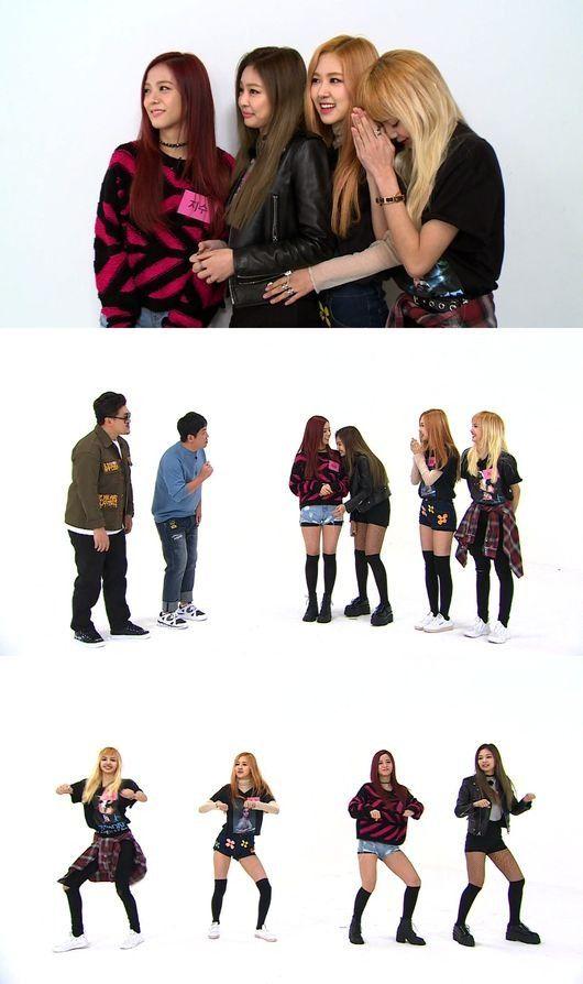 Black Pink To Make Variety Show Debut Koogle Tv Jenny Kim Blackpink K Pop