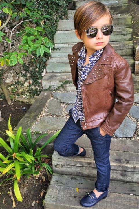 Kids Who Are Already Pro Fashion Bloggers Instagram Alonso - Meet 5 year old alonso mateo best dressed kid ever seen