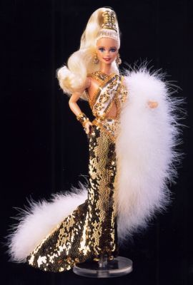 Bob Mackie Gold Barbie® Doll | The Barbie Collection