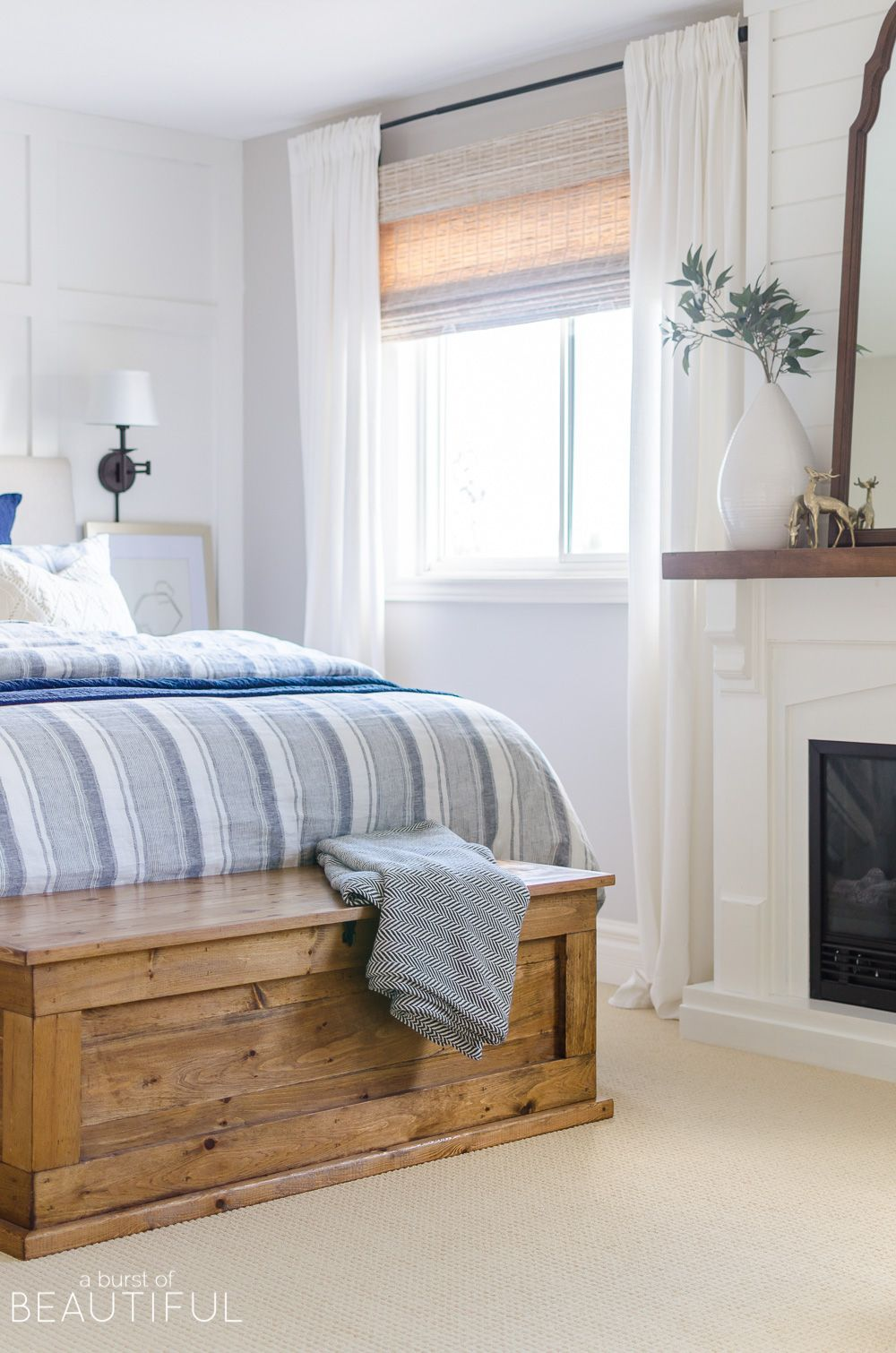 Best Simple Updates To Create A Cozy Bedroom Cozy Small 640 x 480
