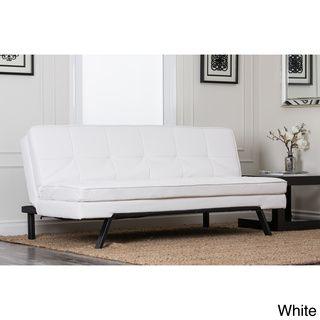 Remarkable Abbyson Living Newport Double Cushion Convertible Sofa Alphanode Cool Chair Designs And Ideas Alphanodeonline