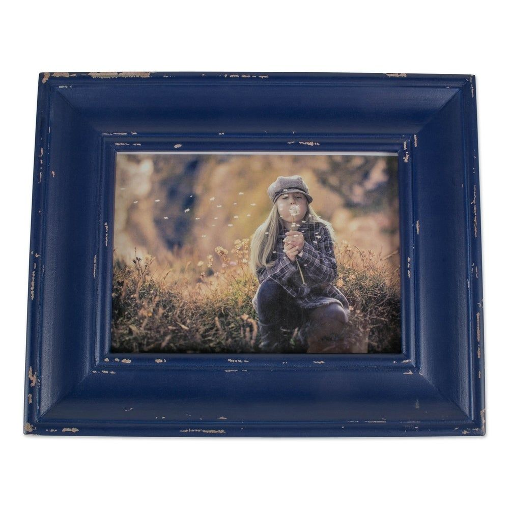 DII Farmhouse Distress Picture Frame in 2020 Distressed
