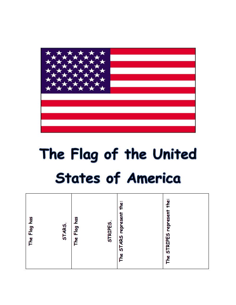 It's just a graphic of Gutsy Free Printable American Flag
