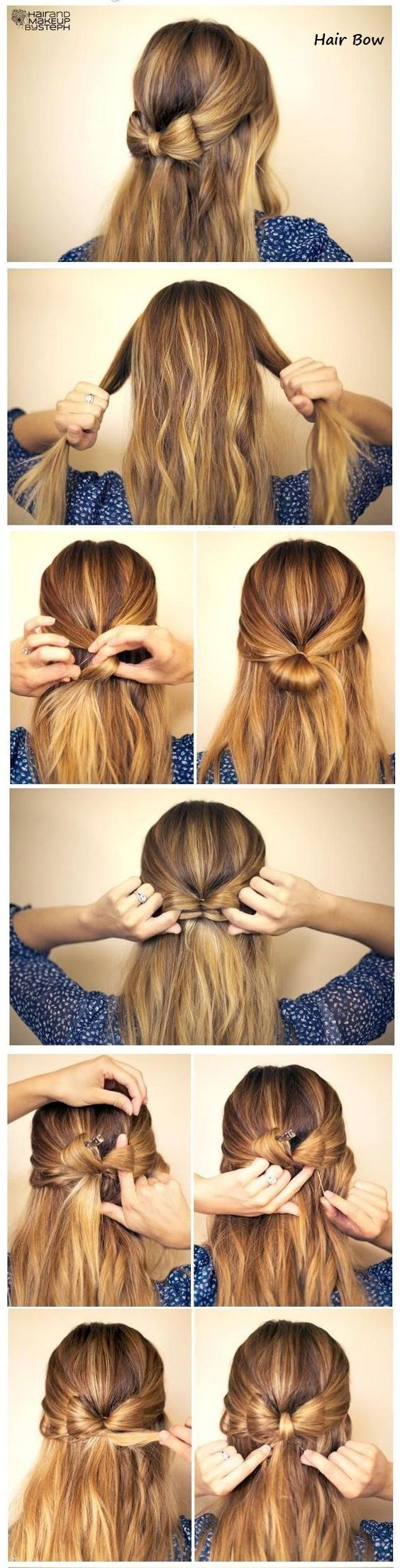 15 Easy Prom Hairstyles for Long Hair You Can DIY At Home | Long hair styles, Hair styles, Step ...