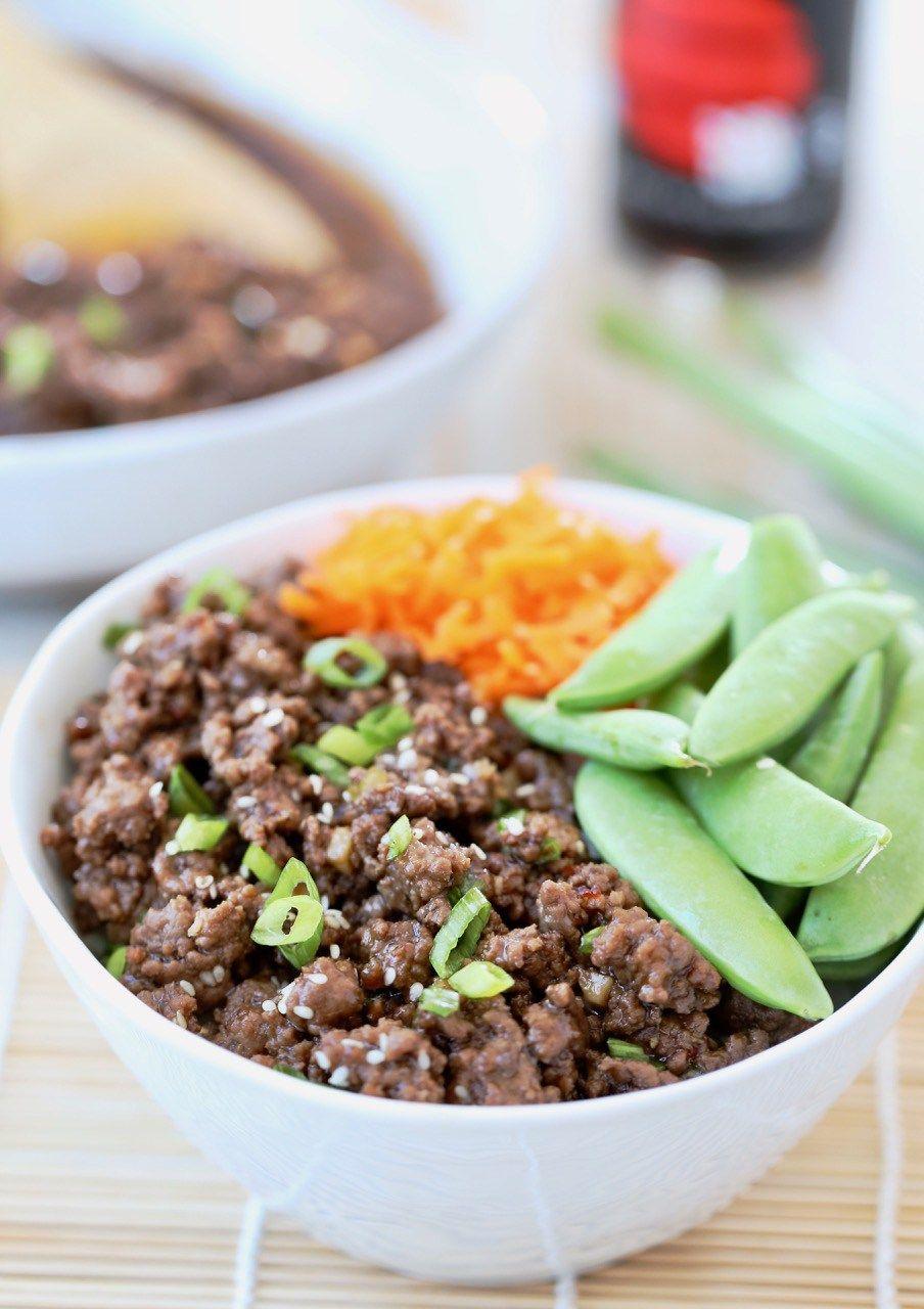 Seriously Delicious Korean Bbq Beef Also Known As Bulgogi Is Made With The Best Easy Homemade Korean Bb Dinner Side Dish Recipes Bulgogi Recipe Bulgogi Beef