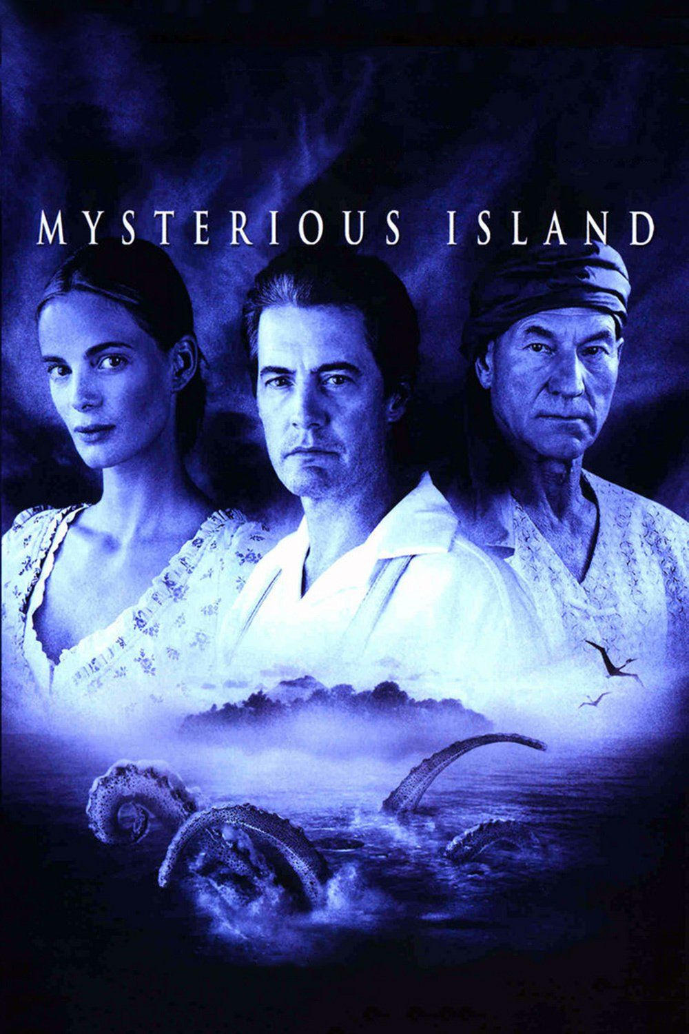 Mysterious Island (also called Jules Verne's Mysterious