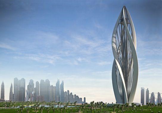 5 Of The Biggest World Buildings Dubai ArchitectureArchitecture