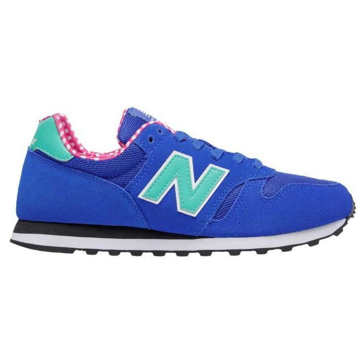 new balance 373 rosa e azul