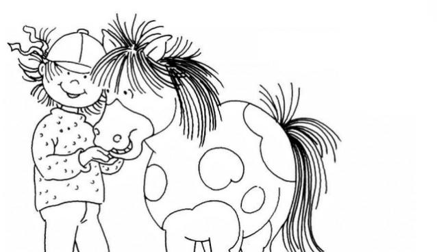 Conni Ist Ein Funfjahriges Madchen Das Kleine Abenteuer Im Alltag Erlebt Sie Erlebt Ihre Erste Ubernachtung Geh Ausmalbilder Ausmalen Kostenlose Malvorlagen