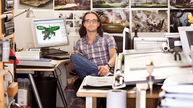 Congratulations To NAIT Grad Todd Cherniawsky For Winning An Art Directors Guild Award His