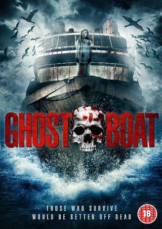 مشاهدة فيلم Ghost Boat 2014 مترجم Horror Movie Posters Ghost Horror Movies