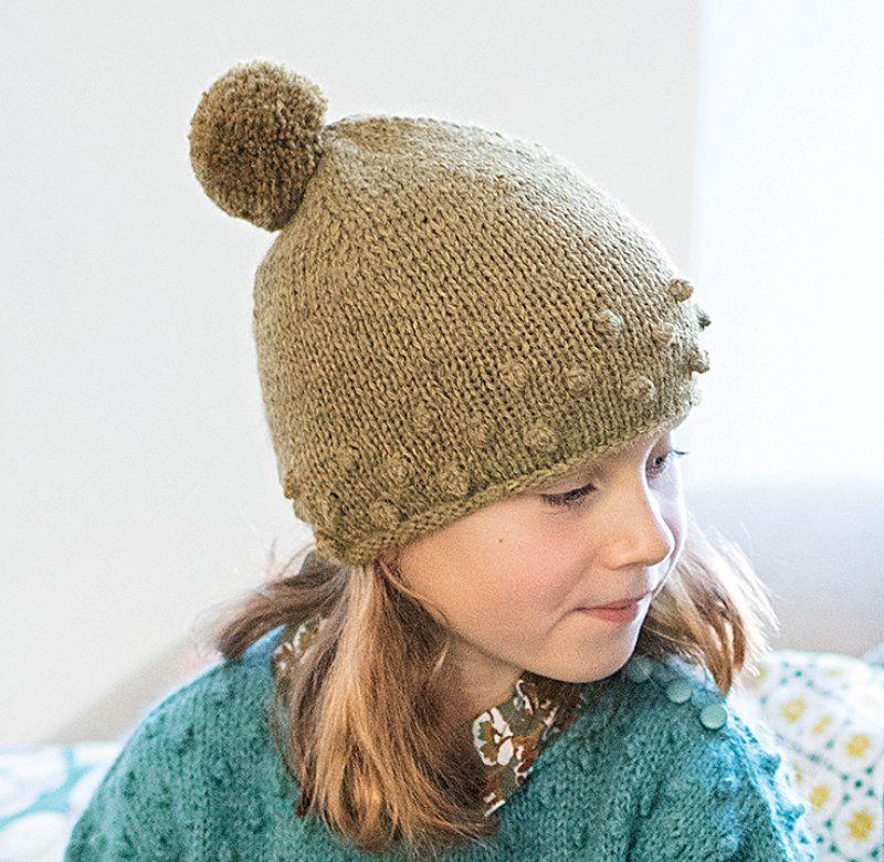 patron gratuit de tricot pour bonnet enfant - Marie Claire idées 4c1f51cce9d