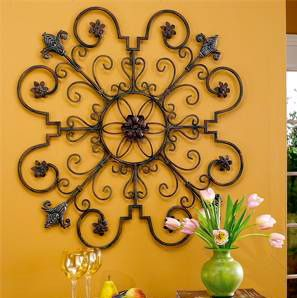 Medallion Wall Grille