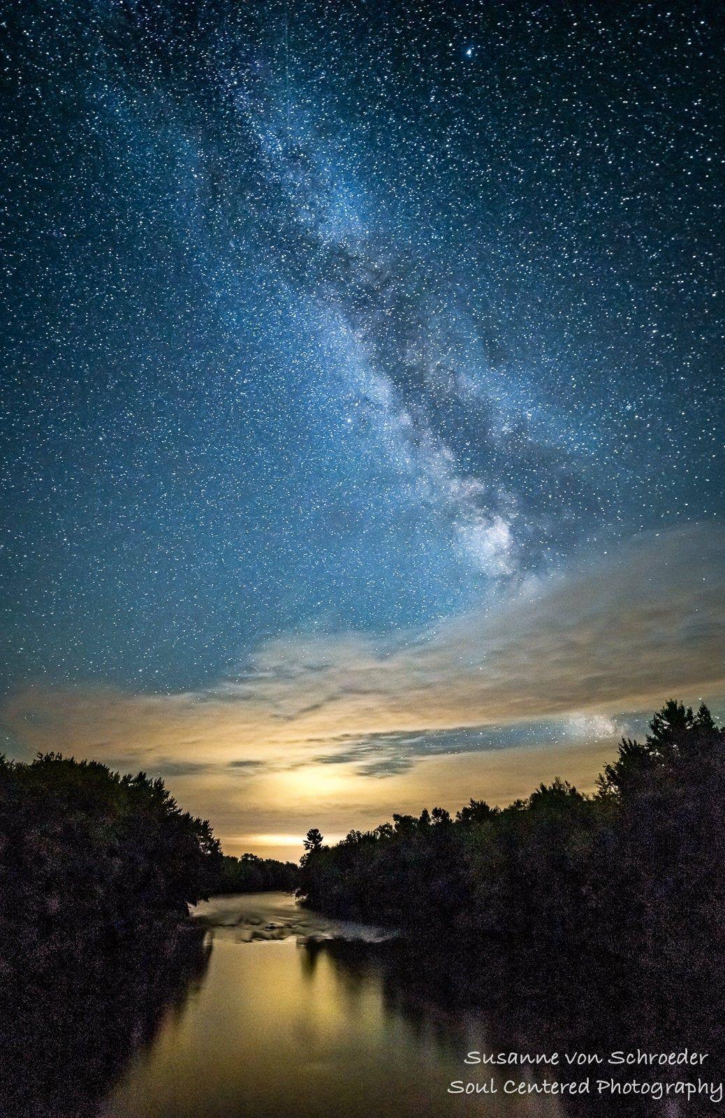 Astro Photography Milky Way Starry Night Light Fine Art Etsy Night Sky Photography Night Landscape Photography Landscape Photography Nature