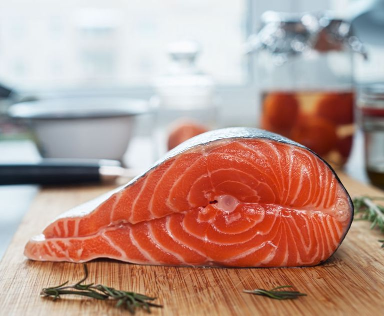 Here S How To Cook Salmon Low Mercury Fish Fish Salmon Nutrition Facts