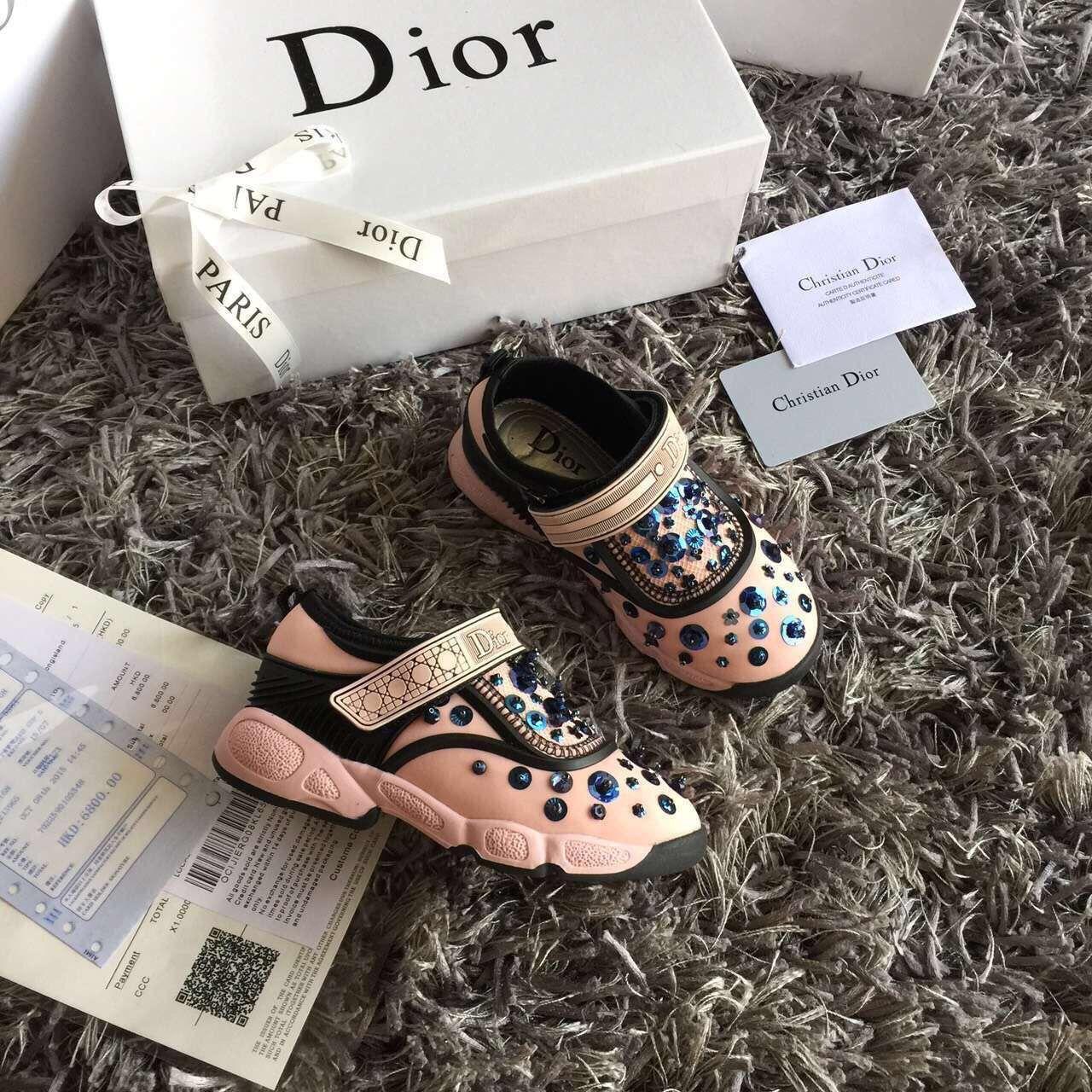 Dior kids sneaker 26-37 | Dior kids