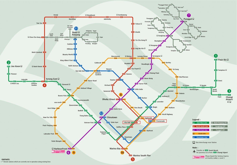 Pin by Dougles Chan on MRT map Singapore Pinterest Singapore