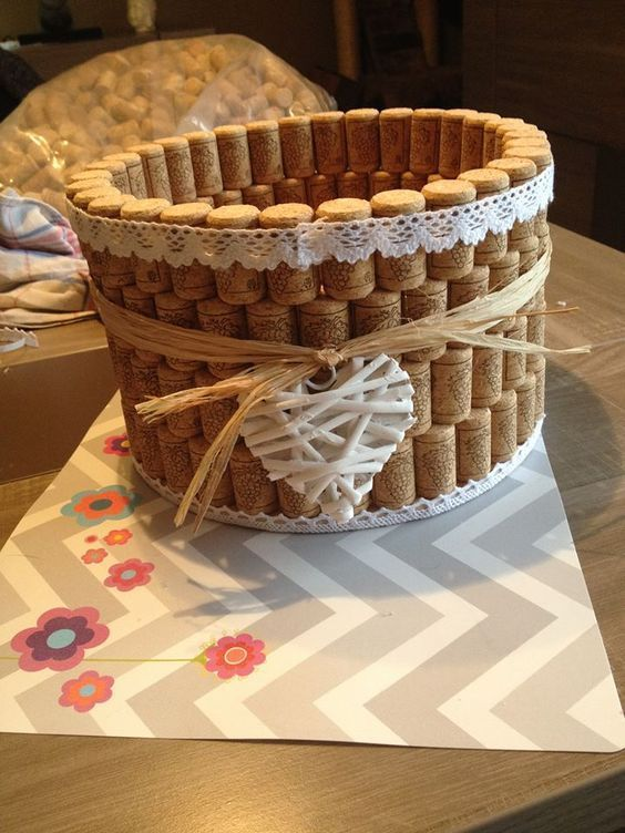 Photo of Cool DIY wine cork crafts and decorations