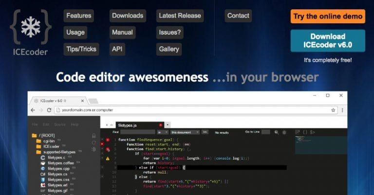 12 Best Code Editors To Speed Up Your Workflow In 2020 Mikke Goes Coding Text Editor Web Design