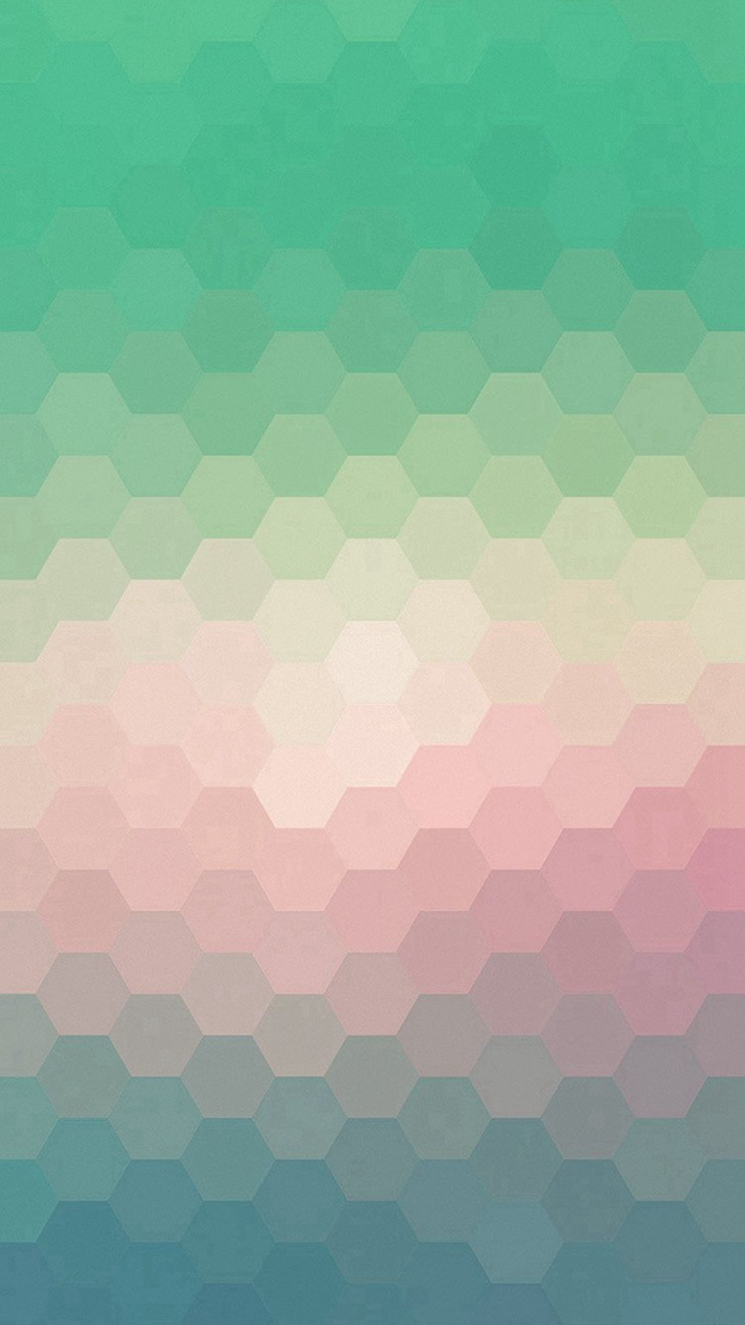 Hexagon Green Red Pattern Background Iphone 8 Wallpaper Abstract Wallpaper Pink And Green Wallpaper Iphone Wallpaper