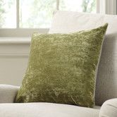 Found it at Birch Lane - Rochelle Cotton Pillow Cover, Lemongrass