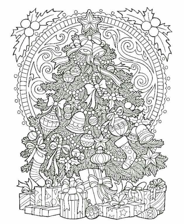 Pin De Anita Ríos En Navidad Printables De Navidad Mandalas