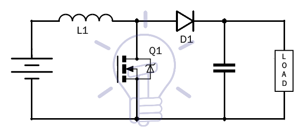 What is Boost Converter? Circuit Diagram and Working