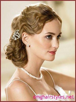 wedding updo | Wedding Hair | Pinterest | Side swept, Wedding and ...