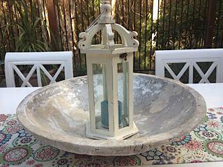 Outdoor decorative elements
