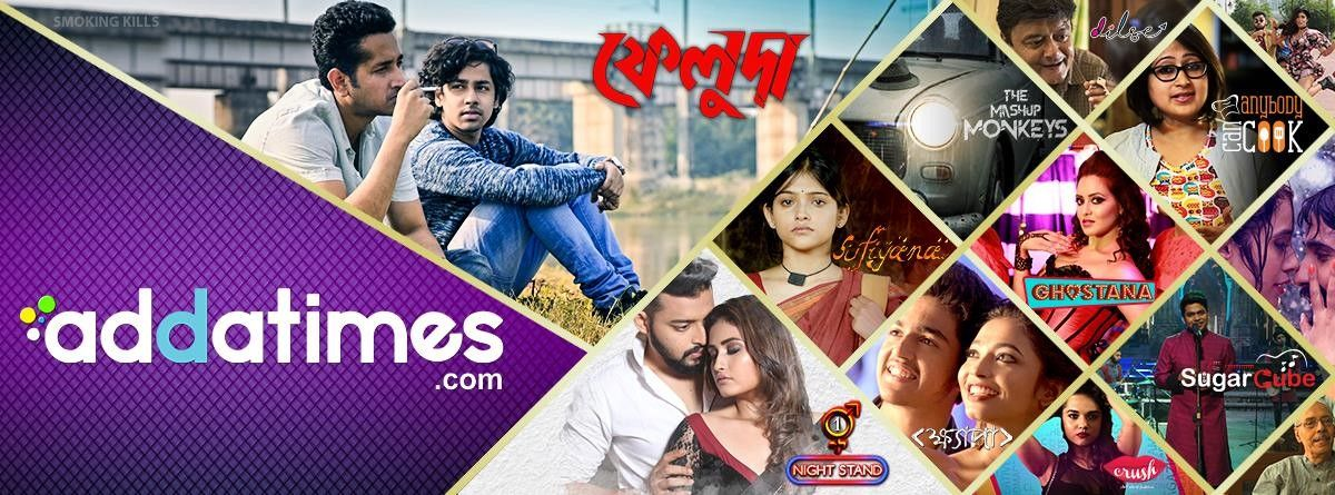 Addatimes is a web portal that fills Bengali entertainment
