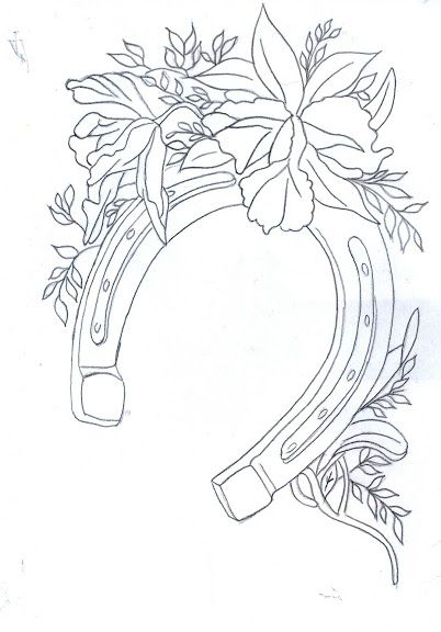 Pergamano Page 2 Horse Coloring Pages Tooling Patterns Coloring Book Pages