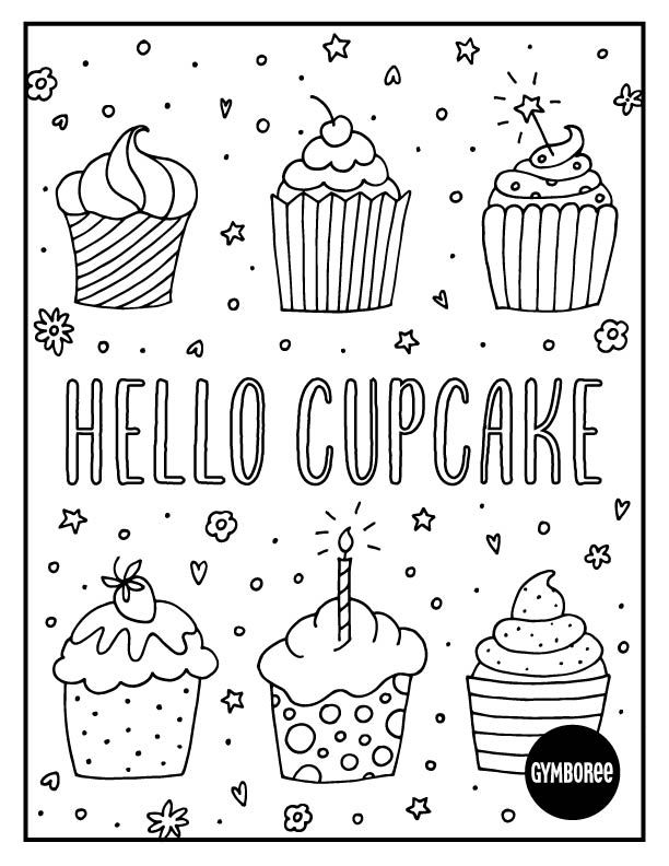 Pin by Gymboree on Coloring Sheets   Gymboree in 2020 ...