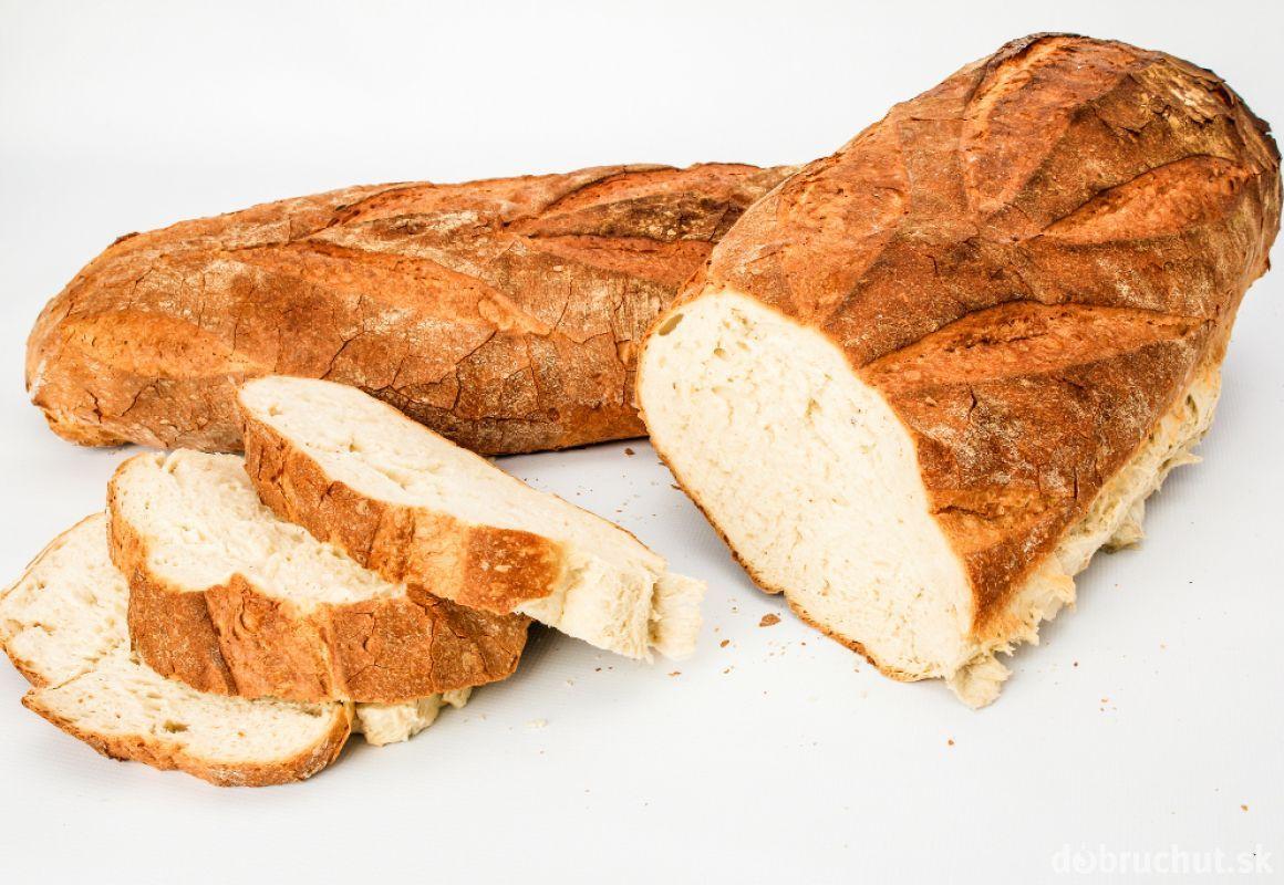 Chlieb z pekáča