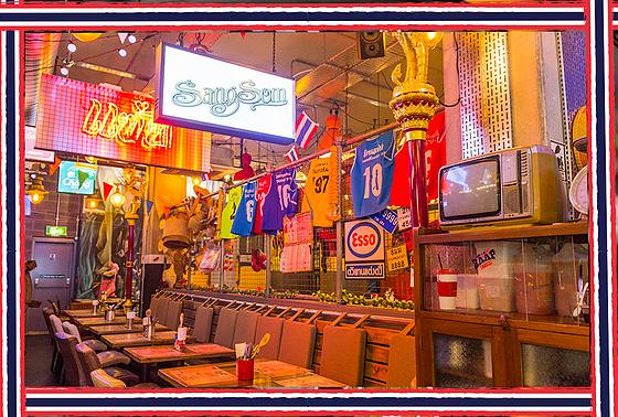 Zaap Thai Street Food Nottingham Street Food Restaurant Streets Thai Street Food