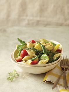 Conchiglie Primavera | Vegetarian Times