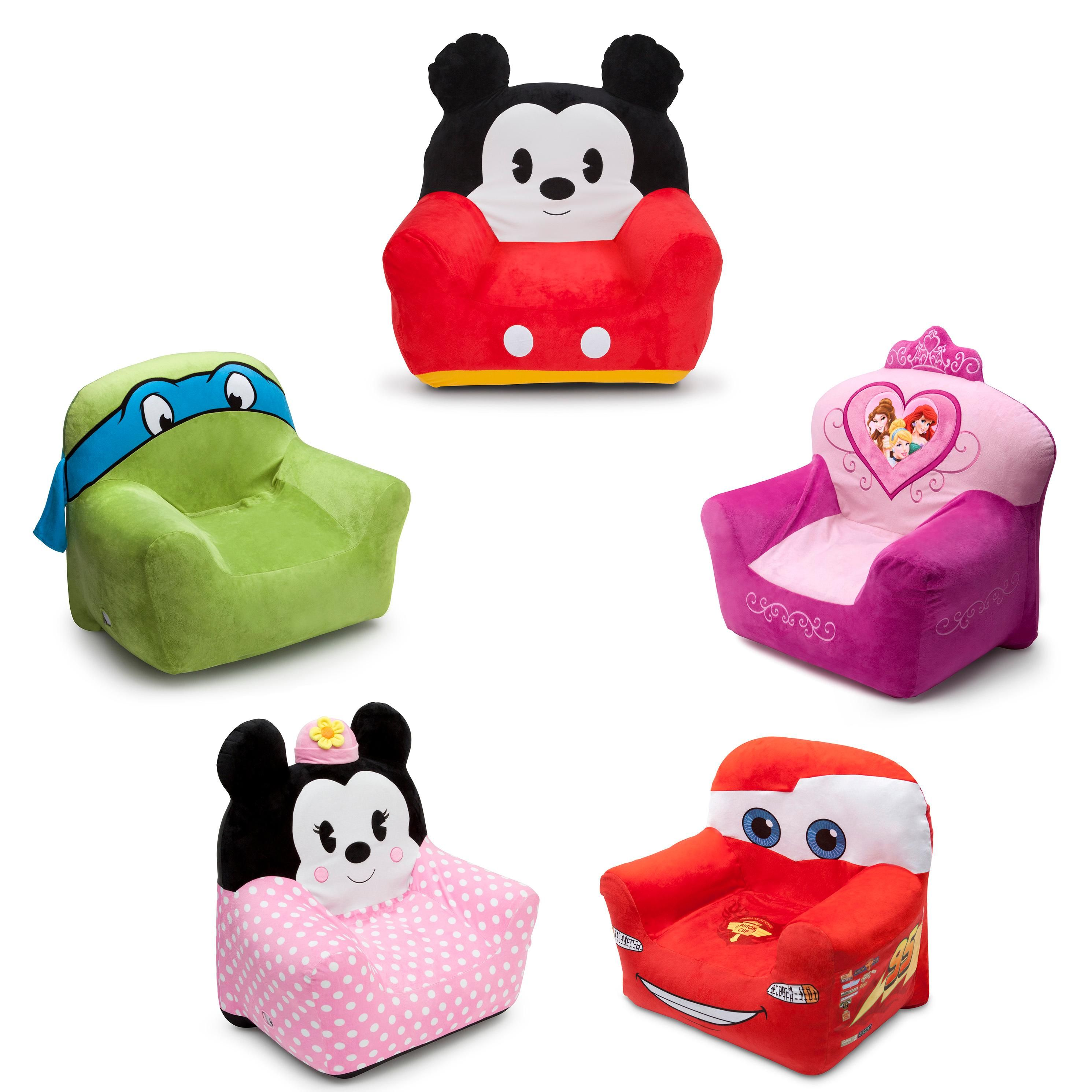 Kids Furniture Chair Room Comfy Plush Inflatable Bubble Chairs For