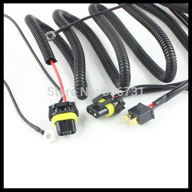 5f665dbfbacac3fc3d5528f583d35e60 55w 35w h7 hid xenon strengthen wiring harness for h7 hid 55w hid wiring harness at edmiracle.co