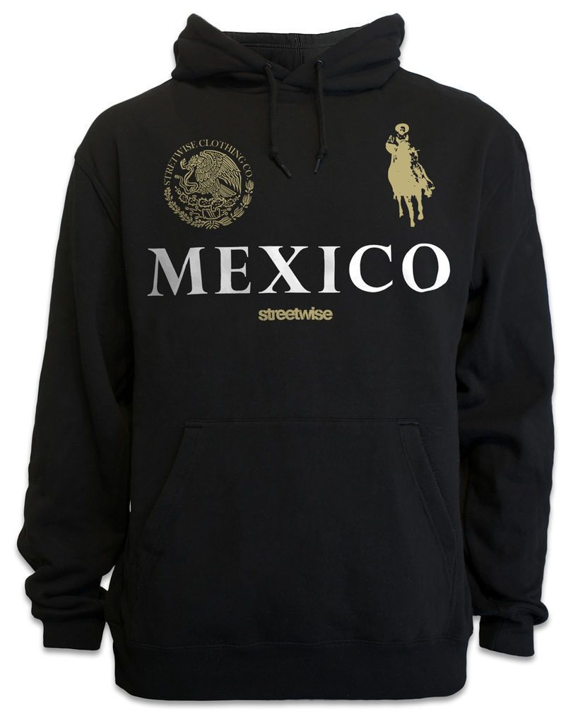 Mens Fashion Hoodies Los Angeles Turner Face Casual Sweatshirt