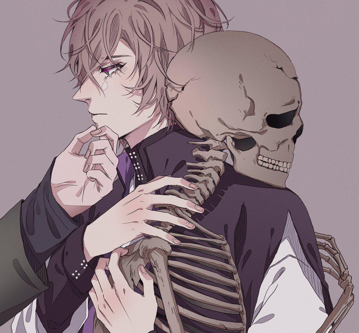 ュー on Anime art, Anime, Art