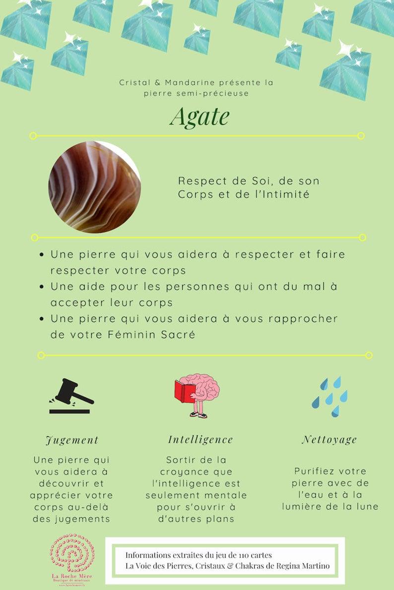 Natural Agate Pendant Pierre Semi Precious Respect For Self Femininity Agate Pendant Agate Boho Chic Trend