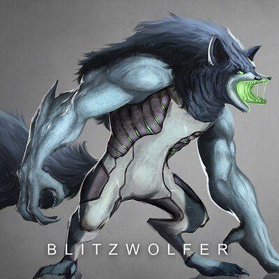 Photo of Blitzwolf ( Ben 10 ), Gordon Christian