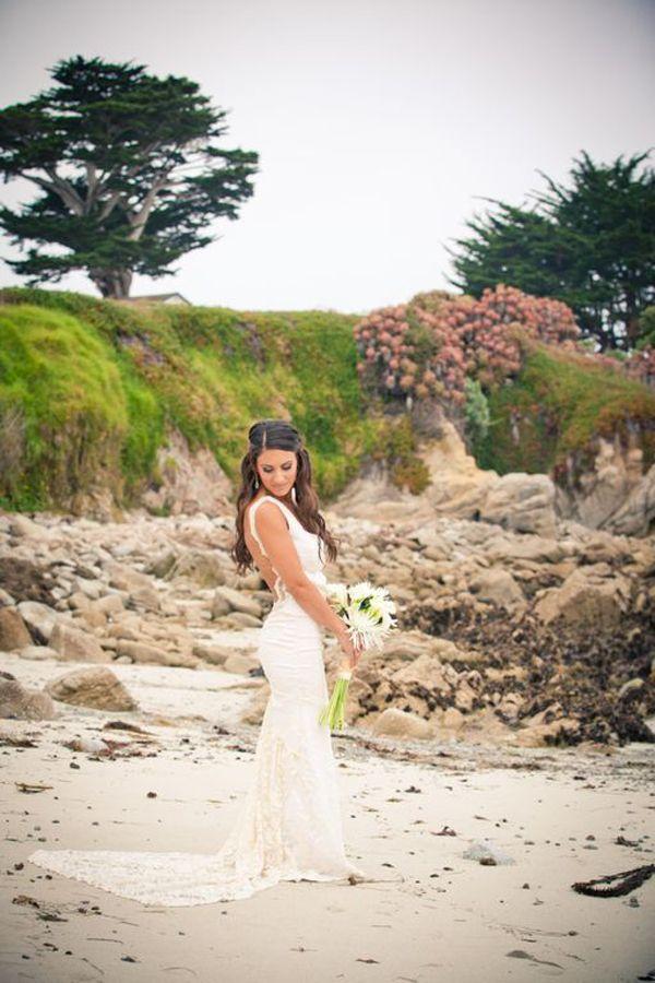 Beach Wedding Jesse Jordan