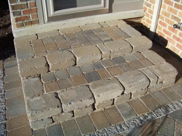 Ordinaire Paver Stairs How To Build | Website Building Software U0026amp; Website Design  Tools By Homestead
