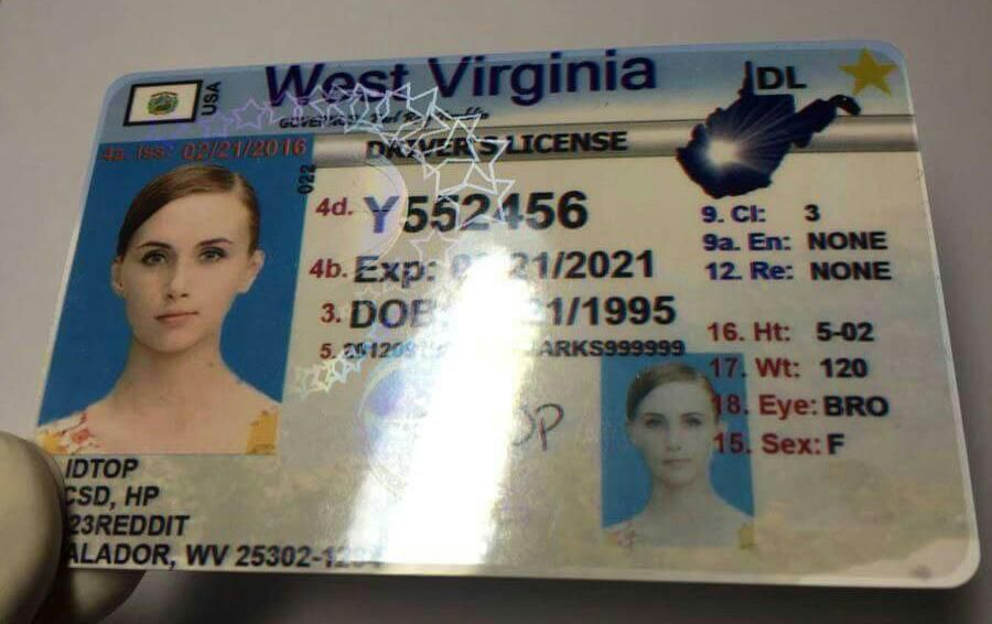 Drivers license passport online fake identity drivers