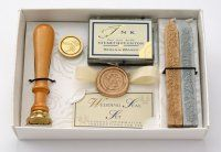 Wedding Bells & Thank You Wax Seal Set