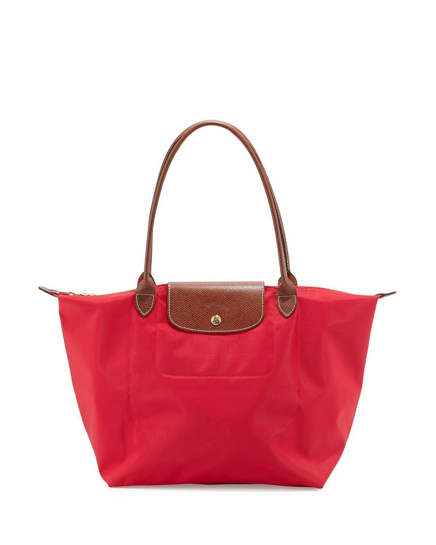 14b280436121 Le Pliage Large Shoulder Tote Bag