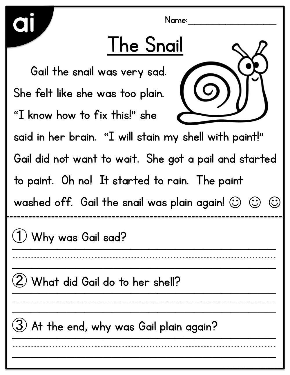 2nd Grade Reading Worksheets Best Coloring Pages For Kids 2nd Grade Reading Worksheets 2nd Grade Reading Comprehension Reading Comprehension Worksheets 2nd grade reading passage with