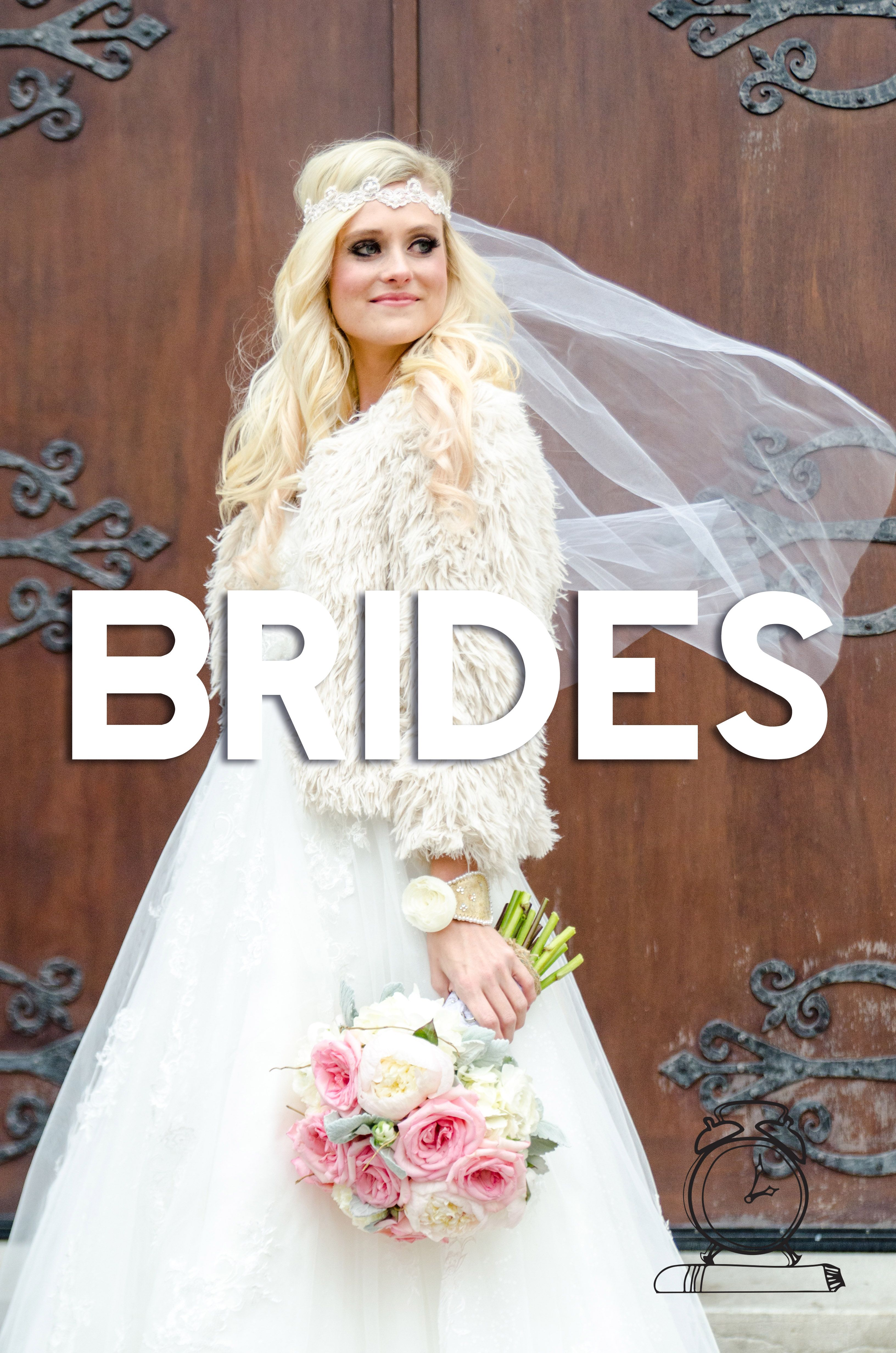 Kristen Keefe at a beautiful cathedral in Joplin, MO bride ...